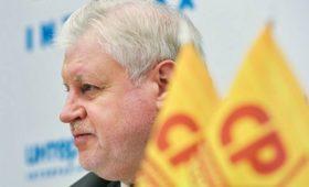 Эсеры предварительно выдвинули Свиридова напост мэра Москвы&nbsp