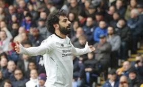 Футболист «Ливерпуля» Салах признан игроком года поверсии английских журналистов&nbsp