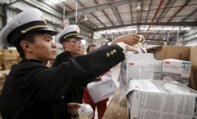 На китайской таможне на фоне торговой войны застряли товары из США
