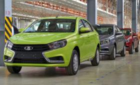 Из российских автомобилей могут остаться только Lada Vesta и «Кортеж»