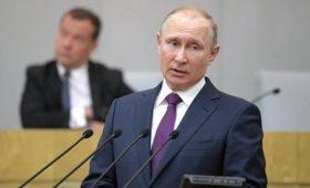 Путин назвал одну изглавных задач нового правительства&nbsp