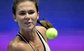 Вихлянцева вышла вовторой круг турнира вСтрасбурге&nbsp
