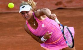 Российская теннисистка вышла вполуфинал турнира вКитае&nbsp
