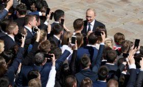 «Преданность возобладала»: зарубежные СМИ об инаугурации Путина