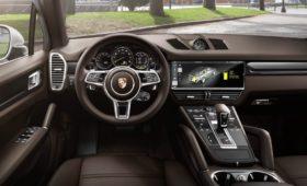 Гибридный Porsche Cayenne: 5 секунд до «сотни» и расход 3,2 – 3,4 л/100 км