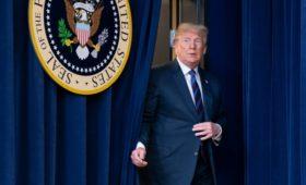 СМИ узнали о роли Трампа в отмене обновленного варианта договора NAFTA