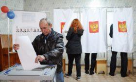 ЕС ввел санкции против пяти россиян за выборы президента в Крыму