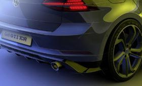 Volkswagen готовится к презентации 290-сильного хот-хэтча Golf GTI TCR