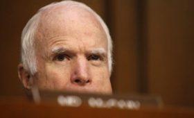 Маккейн призвал власти СШАорганизовать кибератаку против России&nbsp