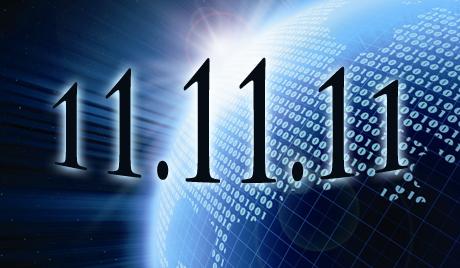 11.11.11 — магическое число или просто дата