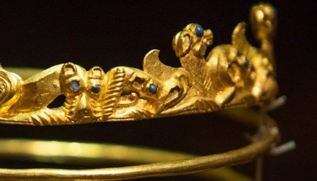 Власти Нидерландов считают скифское золото Украинским