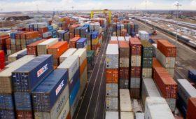 Российский рынок контейнерных перевозок показывает рост в 2010
