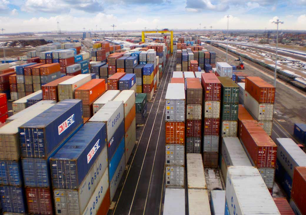 Российский рынок контейнерных перевозок показывает рост
