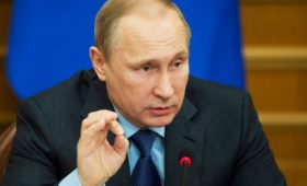 Путин заявил о провокационном характере применения химоружия