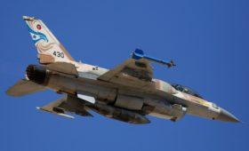 Минобороны назвало глупостью данные о перехвате Россией самолетов Израиля