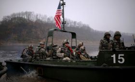 NYT узнала о приказе Трампа подготовить вывод контингента из Южной Кореи