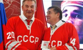 Третьяк сравнил сборную России скомандой СССР