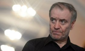 Путин поздравил Гергиева с65-летием&nbsp