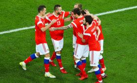 Сборная России сохранила 66-еместо врейтинге ФИФА