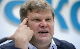 Митрохин анонсировал уход споста главы московского отделения «Яблока»&nbsp