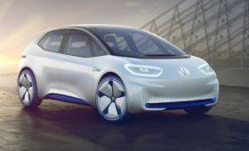 Серийная версия электрического концепта Volkswagen ID: новые подробности