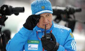 Биатлонный тренер Польховский подаст всуднаТихонова заклевету