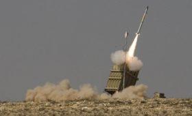 SANA сообщило о «десятках» сбитых сирийскими ПВО ракет Израиля