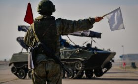 В НАТО оценили «быстрое возрождение» российской армии