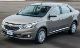 Обновлённый компактвэн Chevrolet Spin может дебютировать в мае