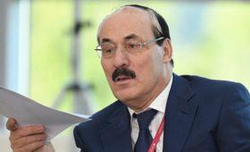Абдулатипов провел встречу сминистром науки Ирана&nbsp
