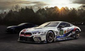 BMW раскрыла внешность новой «восьмерки» на фото