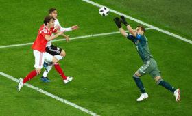 Старт второго тура ЧМ-2018 по футболу ассоциировался у всех с игрой Россия-Египет. Все ждали отличного футбола, и не зря