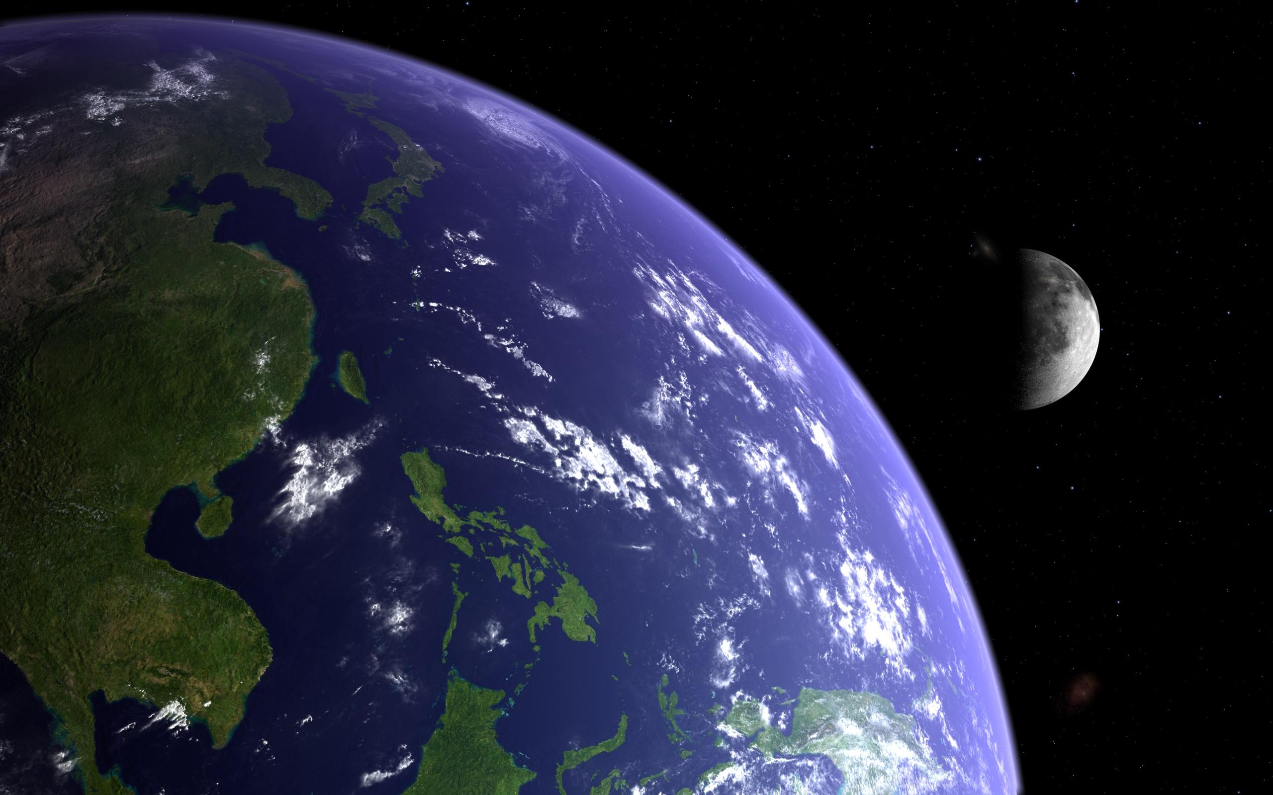 Ученые Колумбийского университета выяснили, как Луна «растянула» день на планете Земля