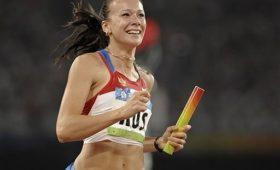 Бегунья Чермошанская, которую лишили золота ОИ -2008, оспорит в суде решение IAAF