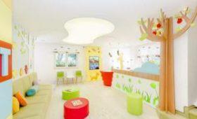 В детских больницах появятся места для родителей
