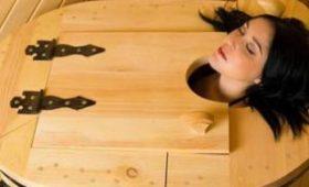 Женщина едва не лишилась полового органа после паровой ванночки